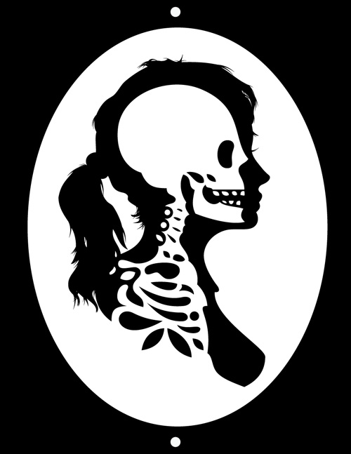 skeleton silhouette 229 best images about silhouette39s on pinterest baroque skeleton silhouette