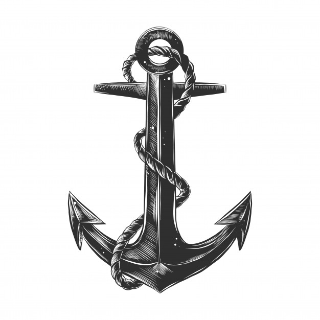 sketch of an anchor anchor drawings with quotes quotesgram sketch of anchor an