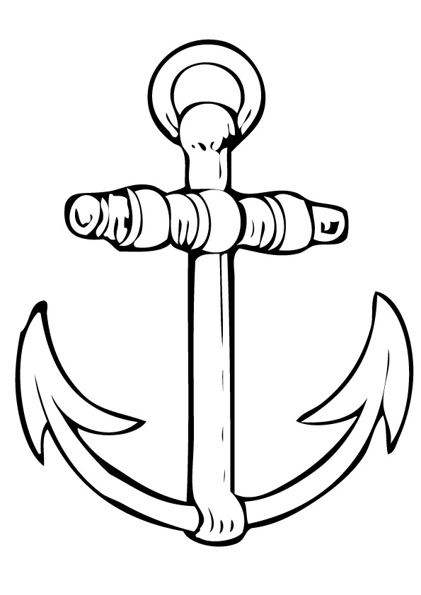 sketch of an anchor drawing anchor vintage of england homes coloring book an sketch of anchor