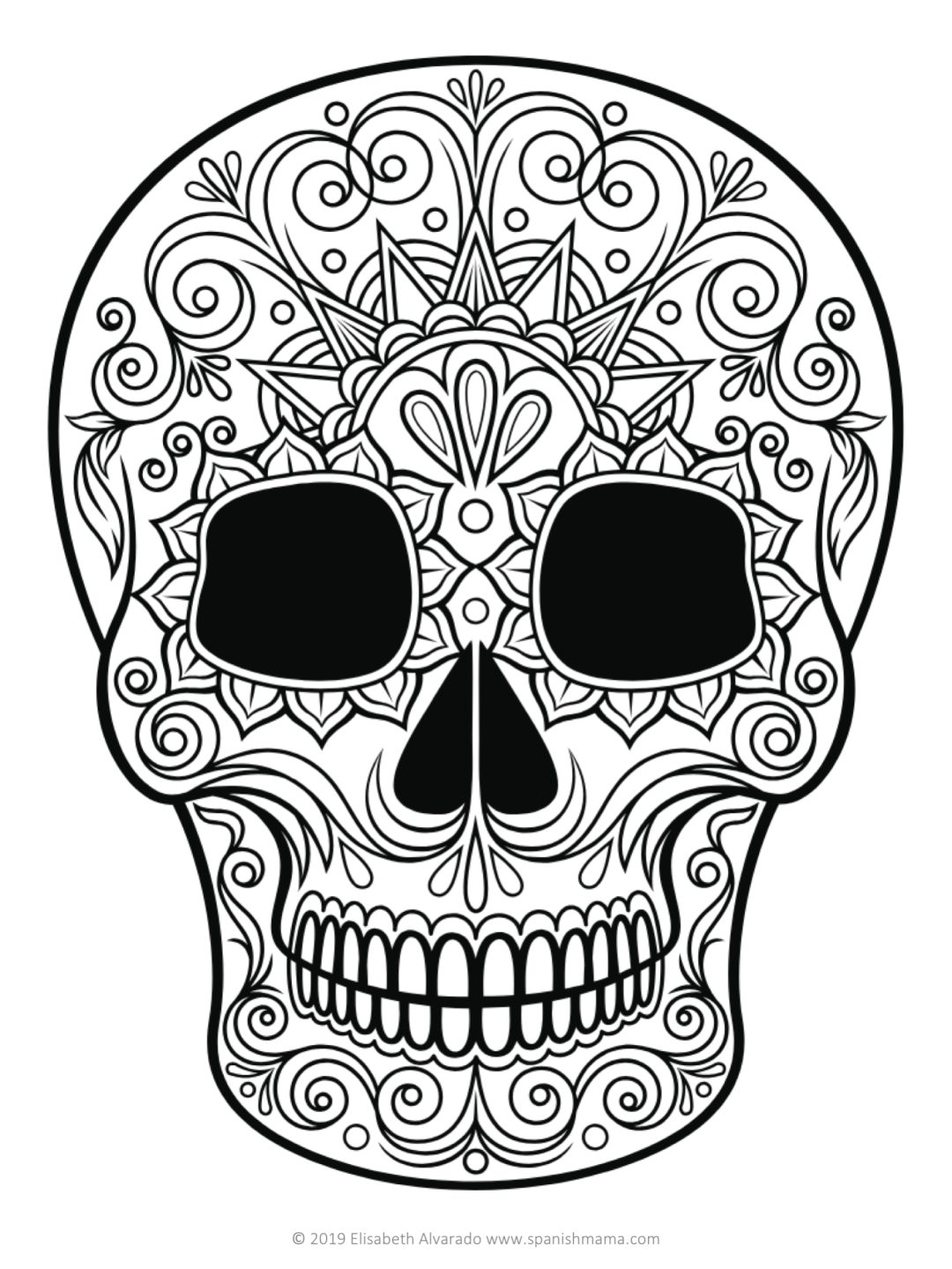 skull color skull on fire drawing at getdrawings free download color skull