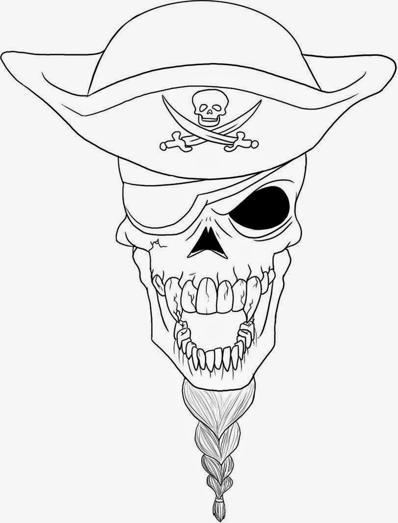 skull colouring pictures coloring pages skull free printable coloring pages colouring pictures skull 1 2