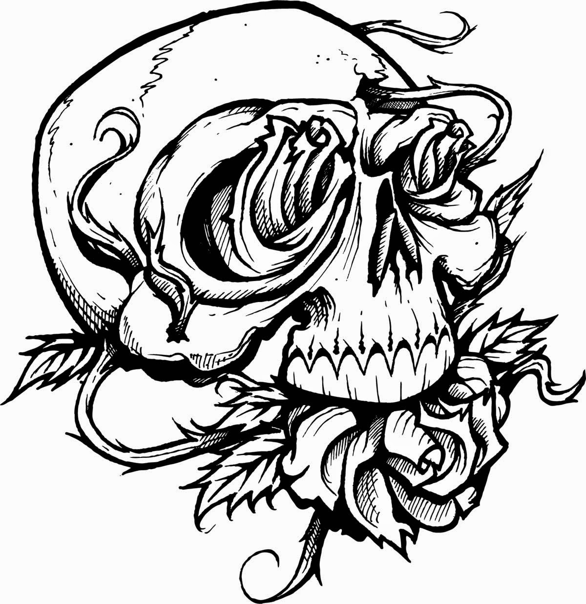 skull colouring pictures sugar skull adult coloring page skull pictures colouring
