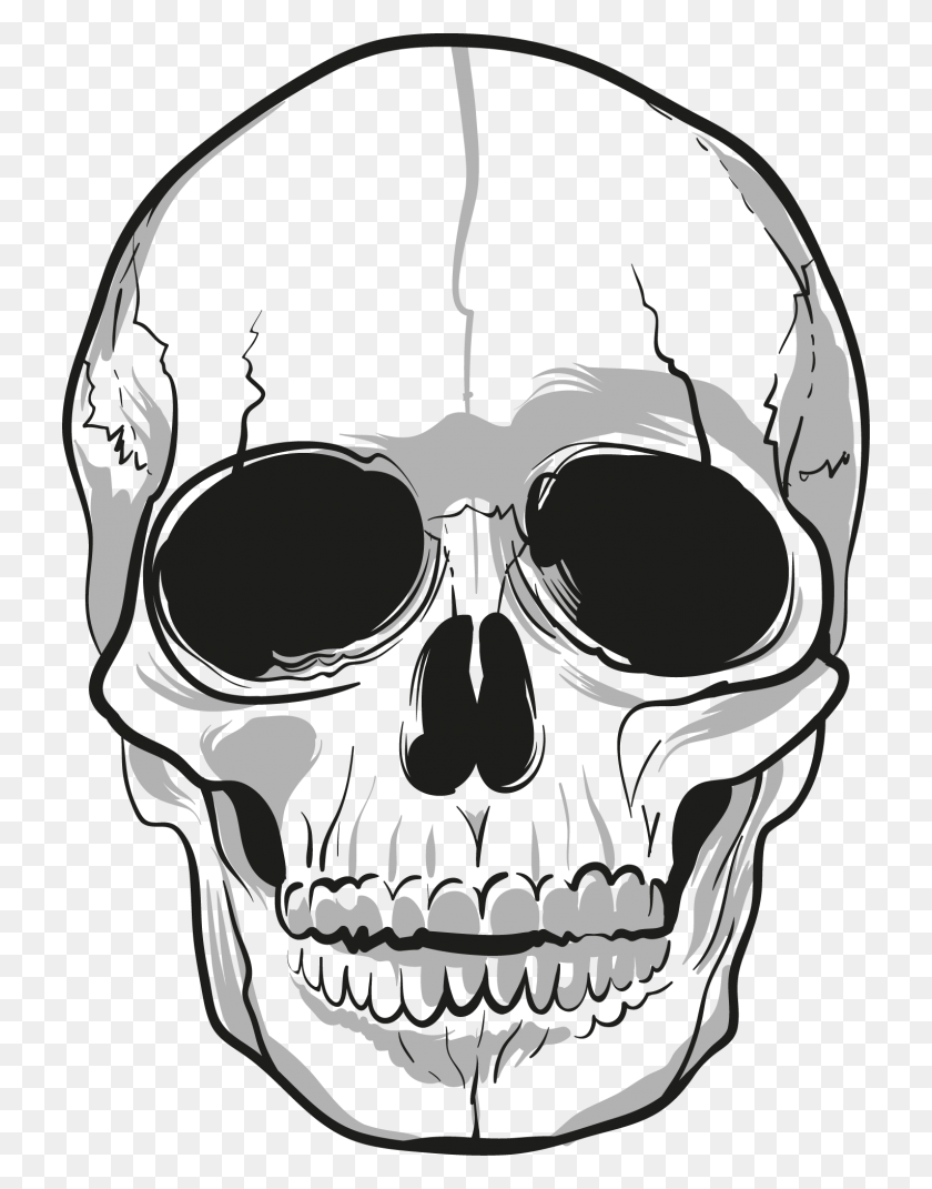 skull drawing easy simple skull sketch at paintingvalleycom explore easy drawing skull