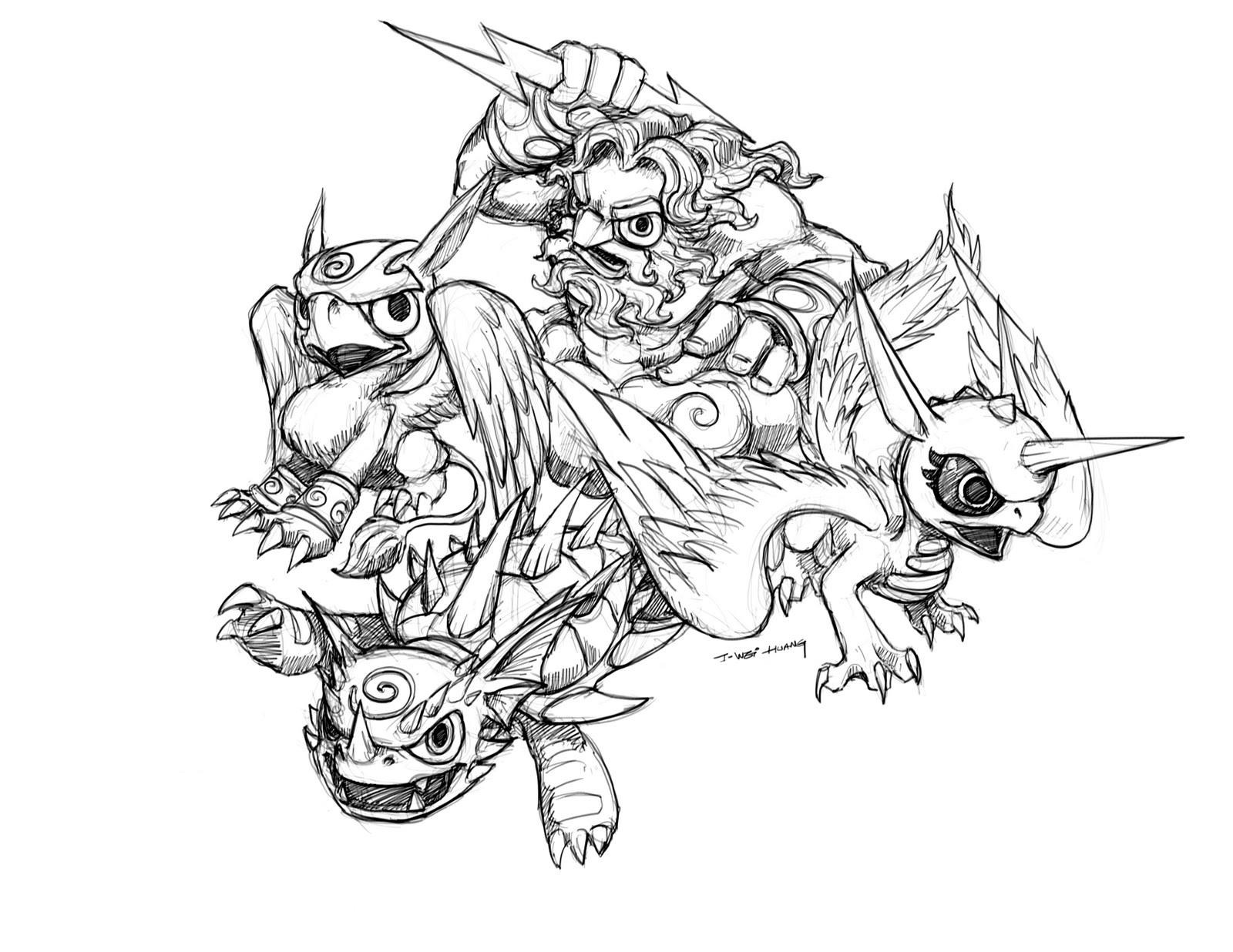 skylanders coloring pages free free printable skylander giants coloring pages for kids free coloring skylanders pages
