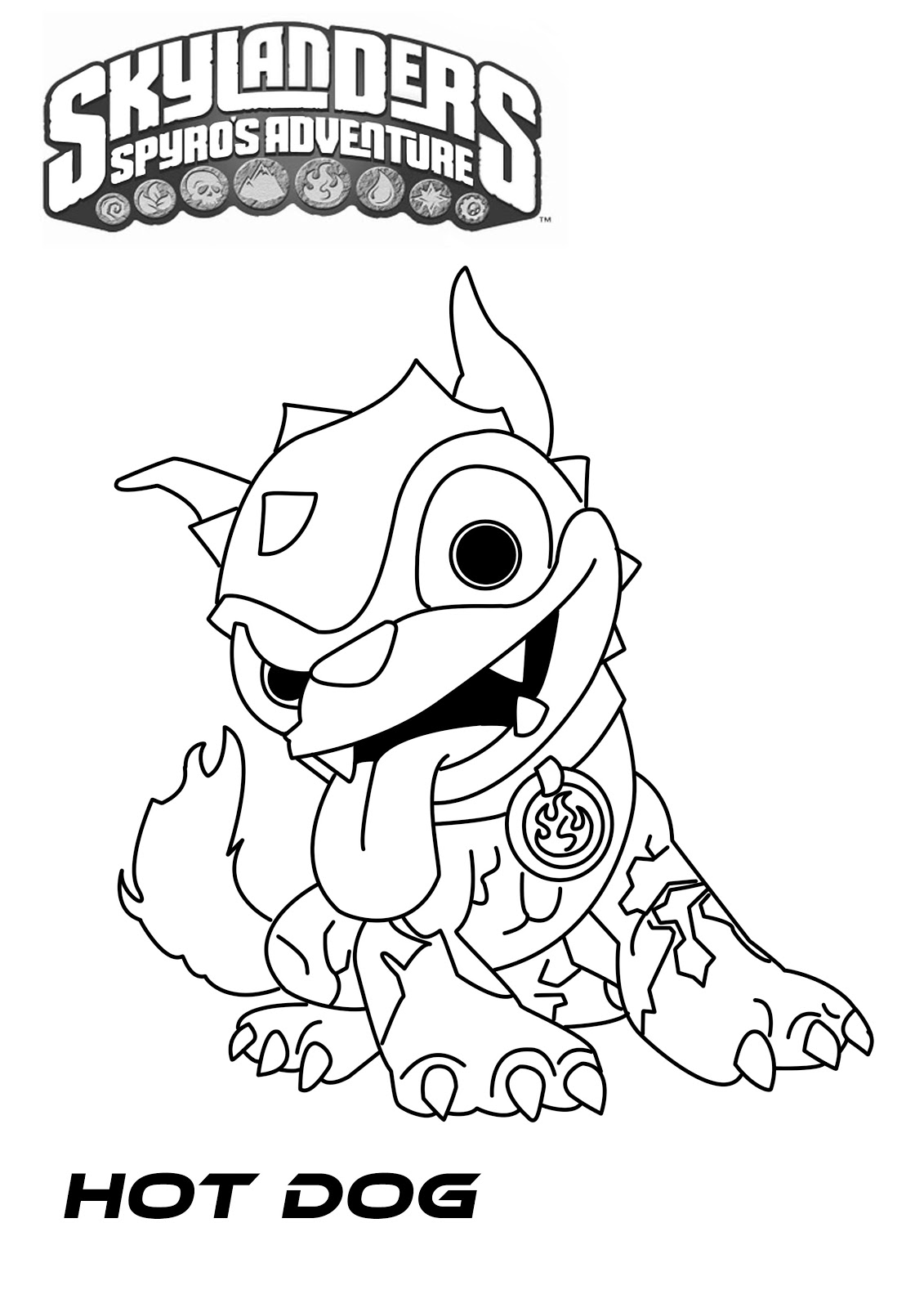 skylanders coloring pages free skylander giant coloring pages download and print for free skylanders pages free coloring