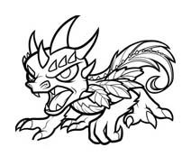 skylanders giants thumpback coloring pages your seo optimized title pages giants thumpback skylanders coloring