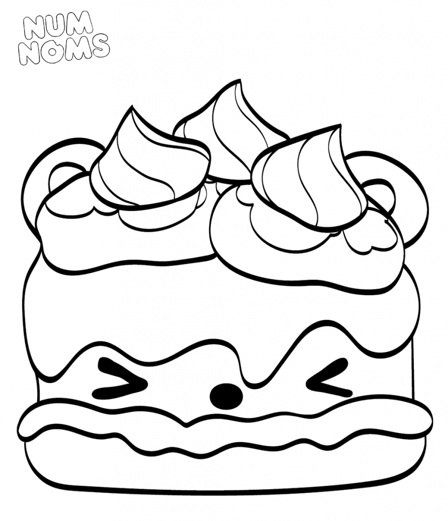 smores coloring pages 20 free printable num noms coloring pages smores pages coloring