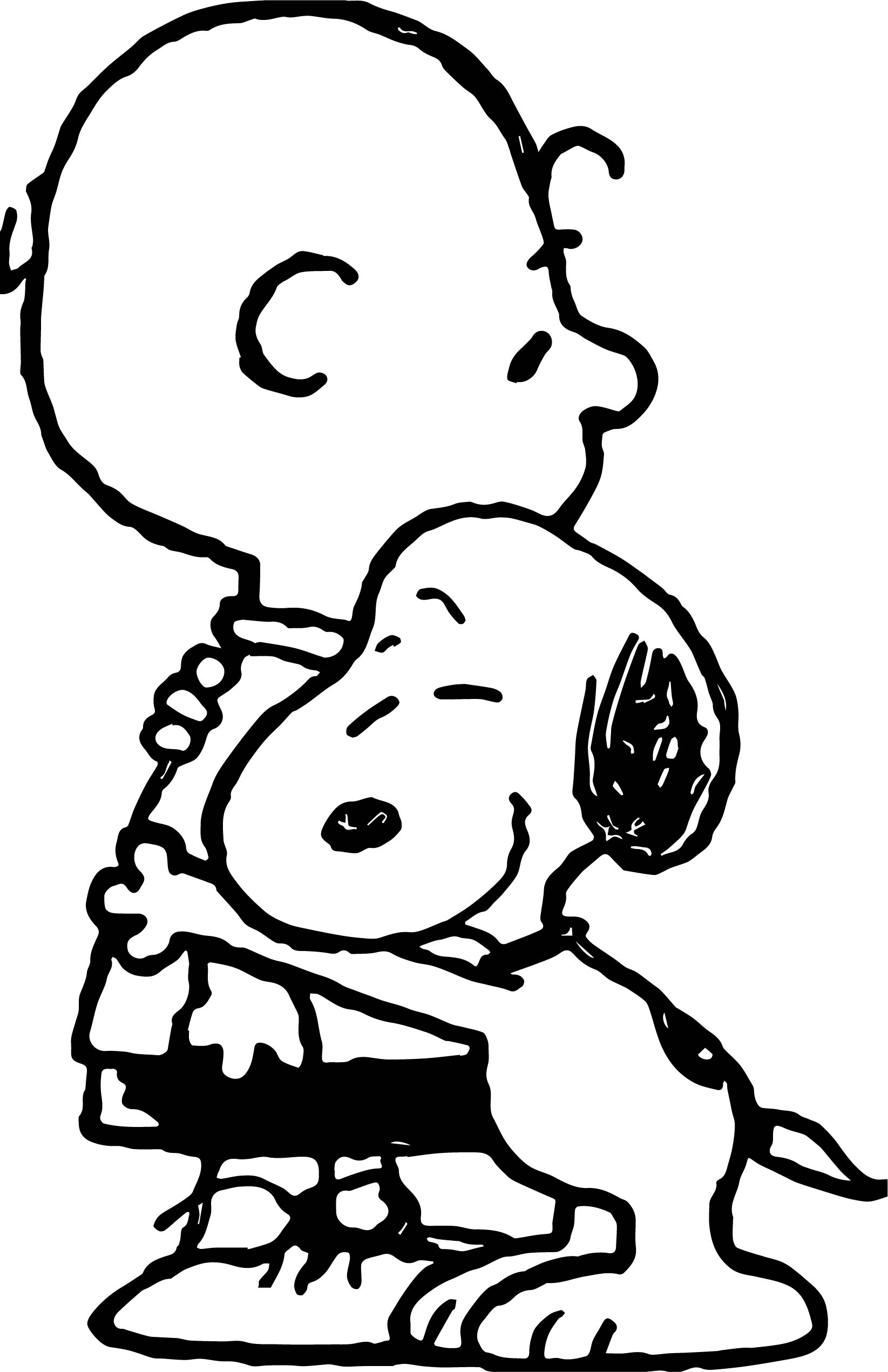 snoopy coloring sheets snoopy hug coloring page wecoloringpagecom sheets coloring snoopy