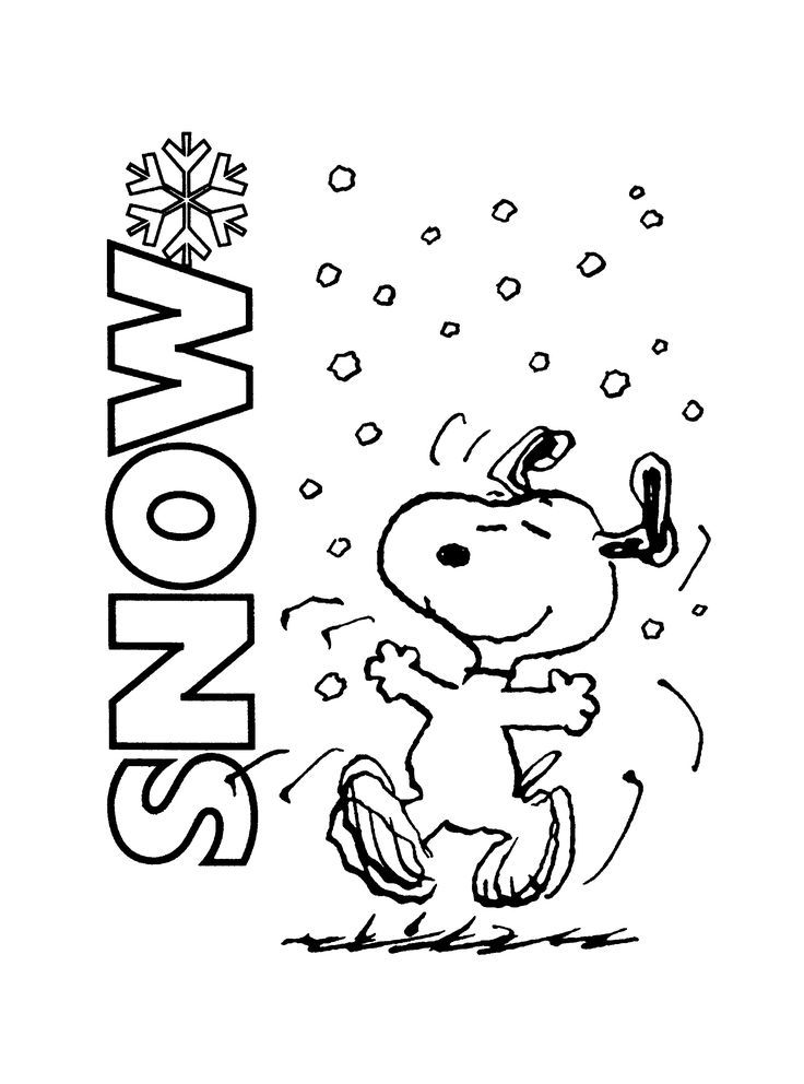 snoopy coloring sheets snoopy winter pictures coloring home coloring sheets snoopy