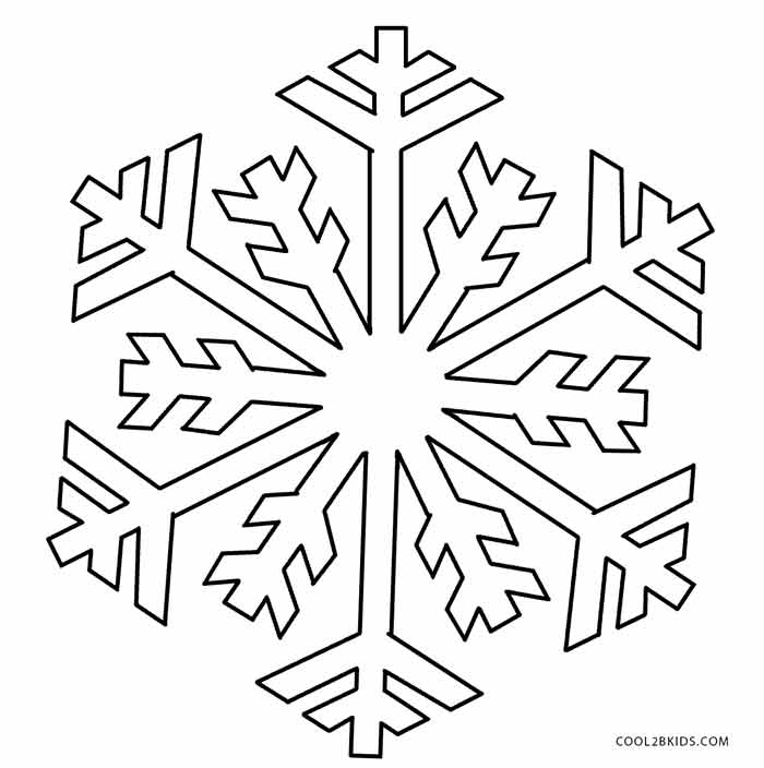 snowflake pictures to color free printable snowflake coloring pages for kids pictures snowflake color to