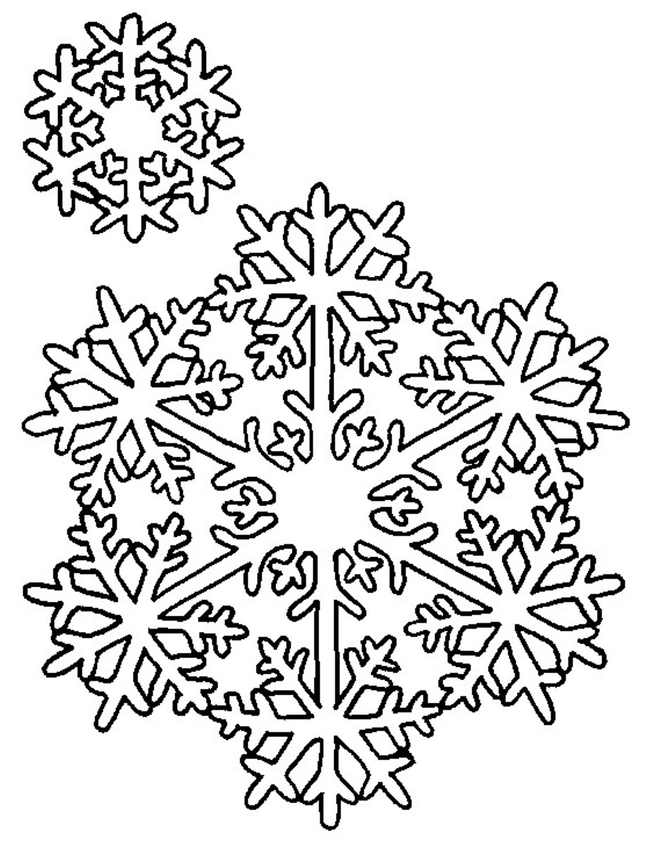 snowflake pictures to color free printable snowflake coloring pages for kids pictures to color snowflake