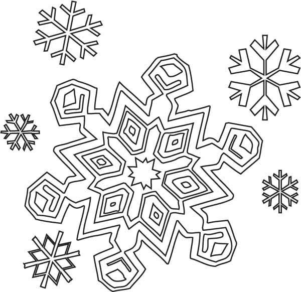 snowflake pictures to color free printable snowflake coloring pages to color pictures snowflake