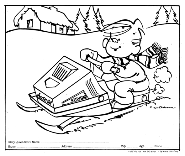 snowmobile coloring pictures snowmobile coloring pages coloring pictures snowmobile