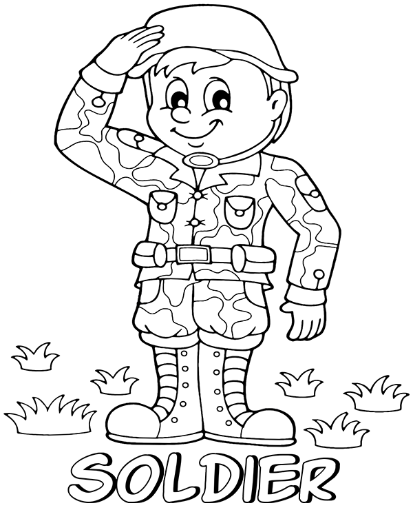 soldier color printable coloring pages of toy soldiers coloring home soldier color