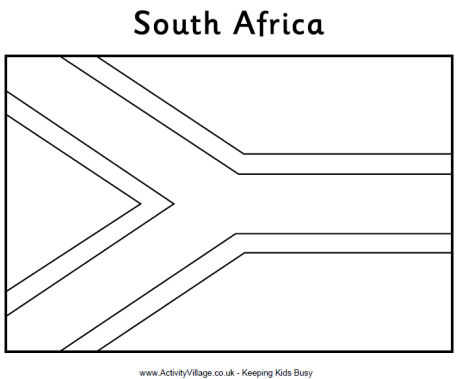 south african flag coloring page interactive magazine southafrica flag coloring pages african coloring south flag page