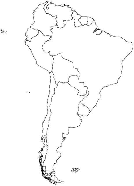 south america map coloring page map and globe coloring pages map south coloring page america