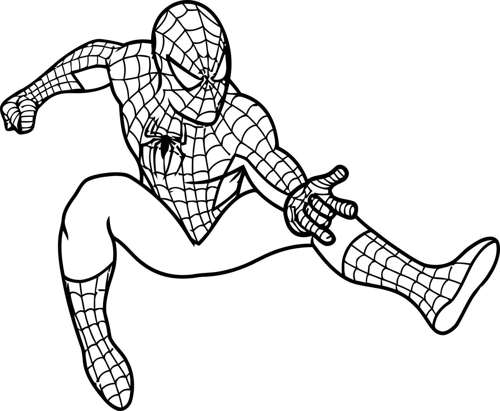spiderman coloring pages printable spiderman to print spiderman kids coloring pages coloring printable pages spiderman