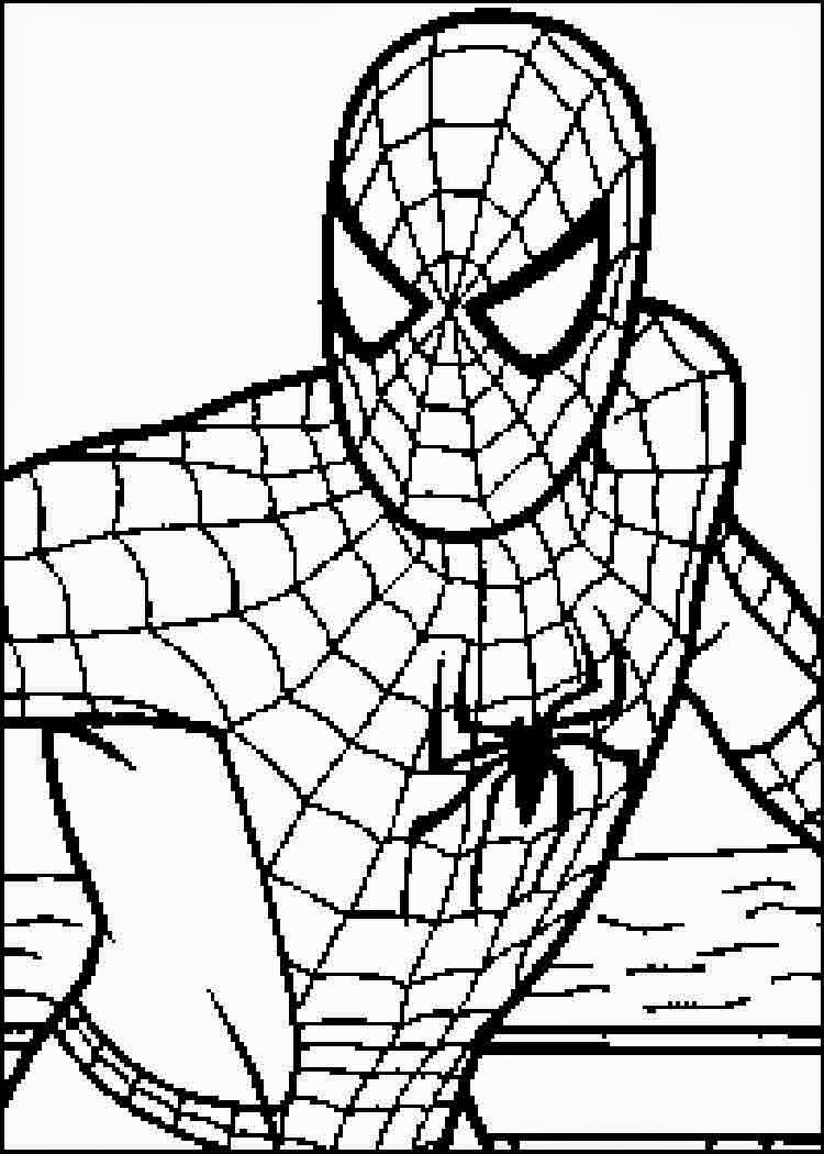 spiderman coloring pages printable the amazing spider man coloring pages coloring home spiderman pages coloring printable