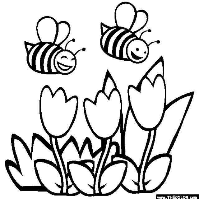 spring coloring pages for kids coloring lab pages coloring kids spring for