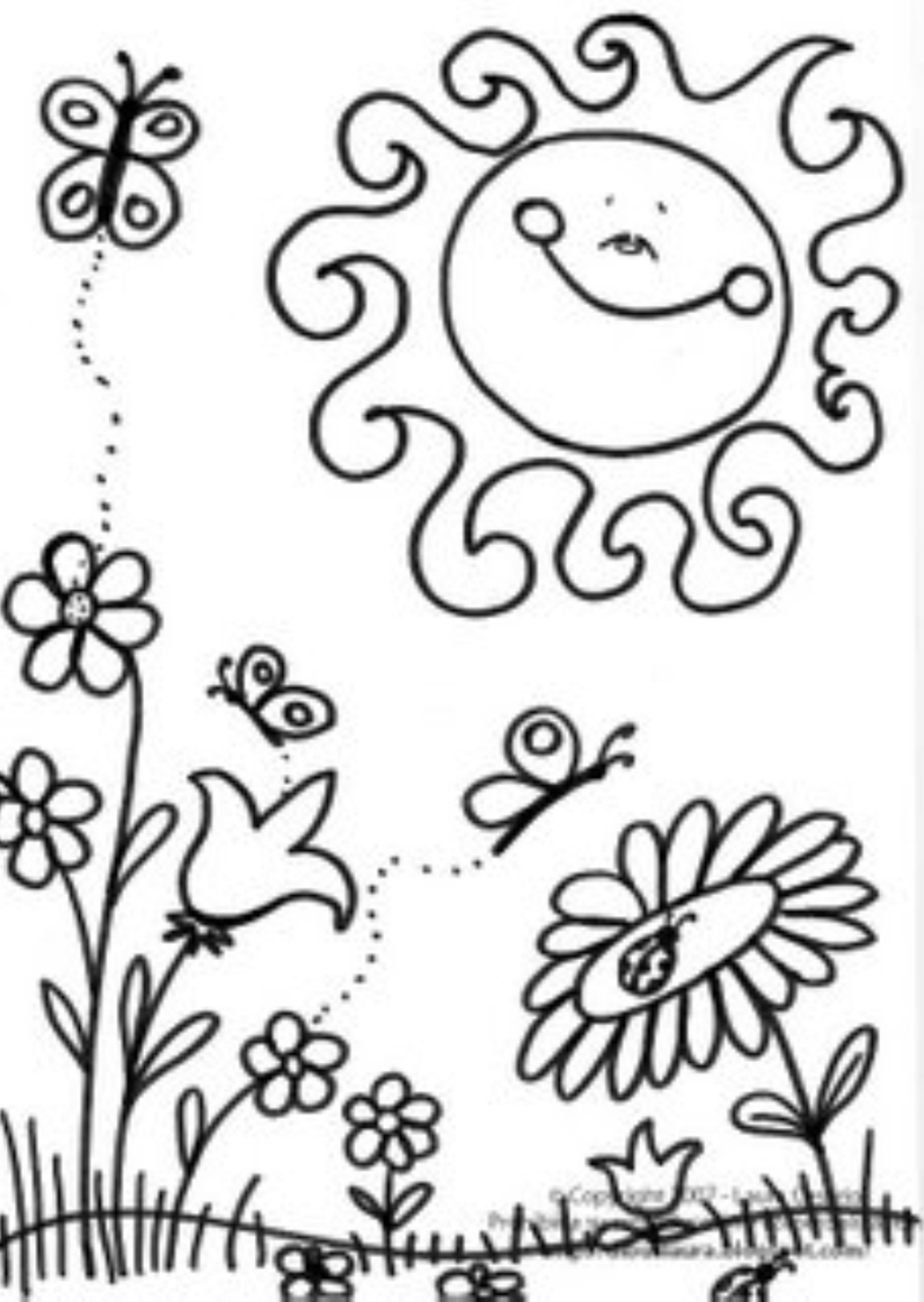spring coloring pages for kids spring coloring pages to download and print for free for kids spring pages coloring