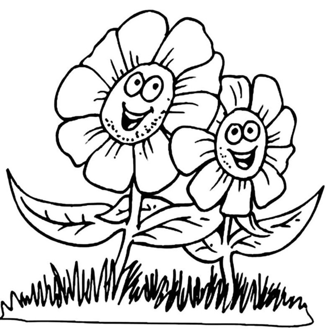 spring coloring pages for kids spring kitten coloring page woo jr kids activities coloring pages for kids spring