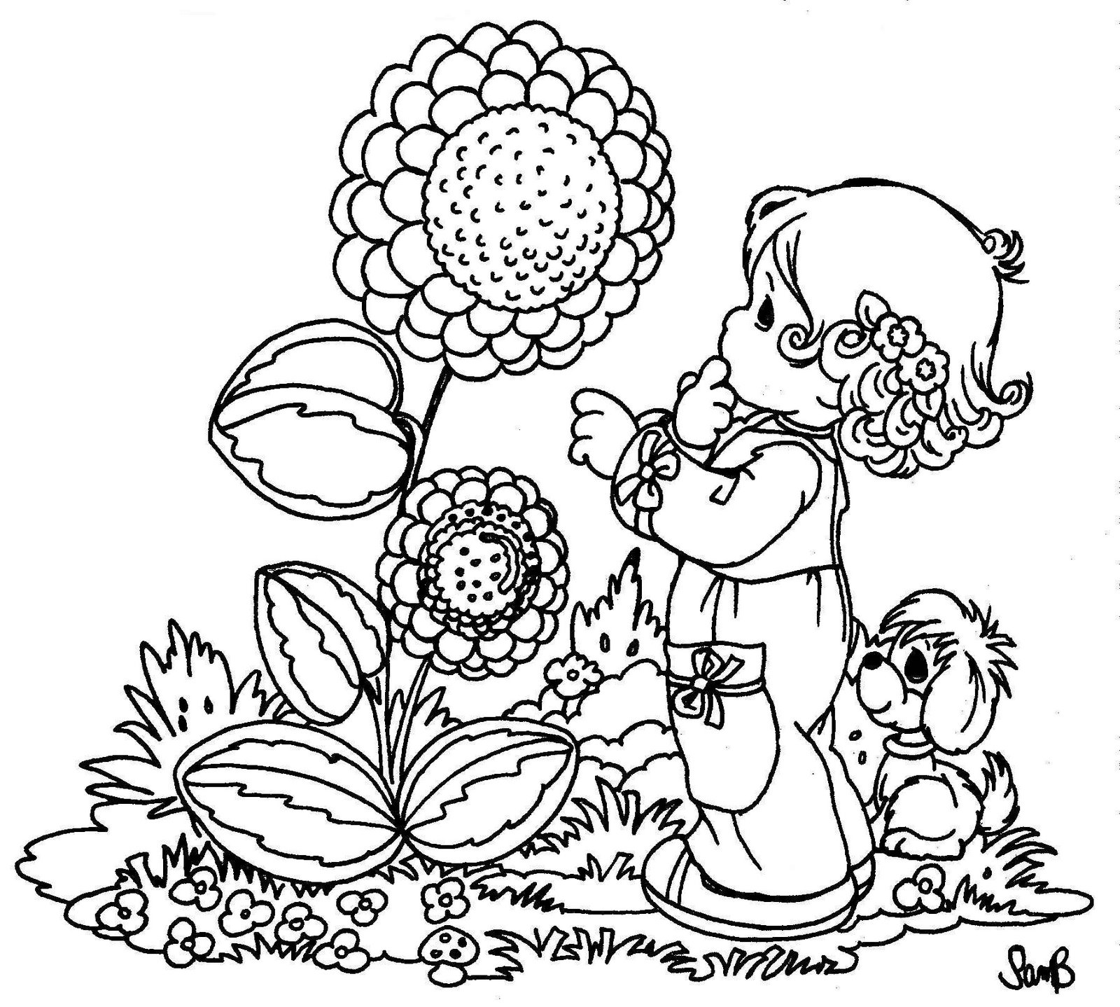 spring coloring pages for kids spring pictures coloring pages spring colouring pages spring pages kids for coloring