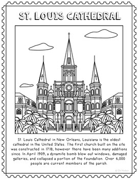 st louis coloring pages st louis cathedral printable adult coloring page from pages louis coloring st