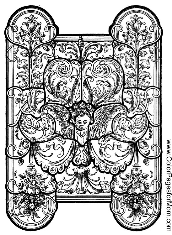 stained glass window coloring pages coloring pages for adults stained glass coloring page 11 glass window pages coloring stained