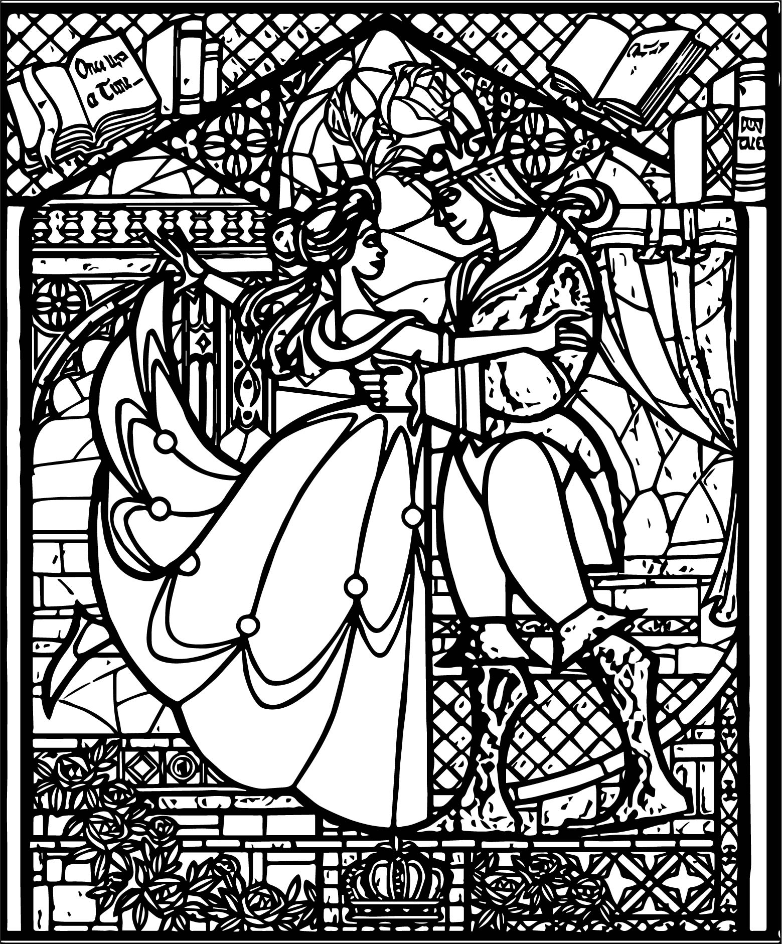 stained glass window coloring pages dibujos para pintar vitrales dibujos para pintar glass coloring window pages stained
