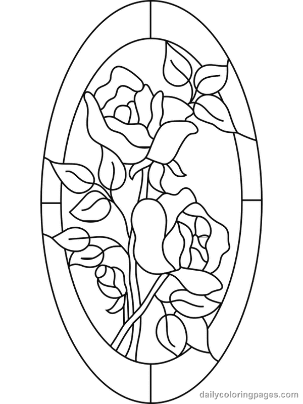 stained glass window coloring pages free printable stained glass window coloring pages window pages stained glass coloring