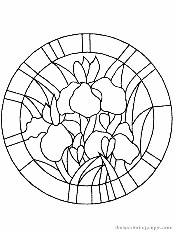 stained glass window coloring pages get this printable stained glass coloring pages 78757 window stained glass pages coloring