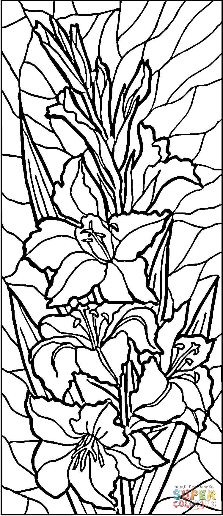 stained glass window coloring pages large stained glass coloring pages easy coloring pages coloring glass stained window pages