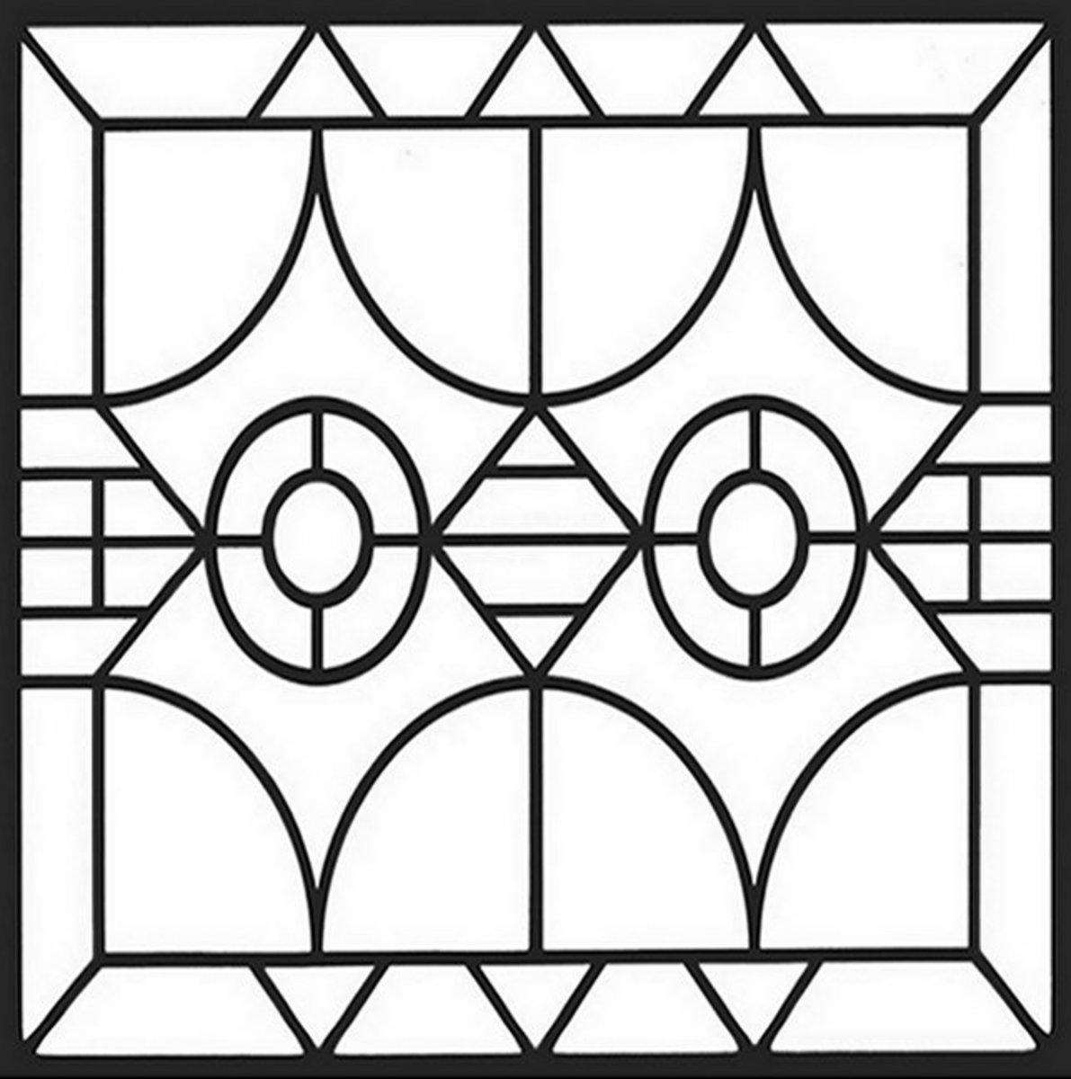 stained glass window coloring pages large stained glass coloring pages easy coloring pages glass pages window stained coloring