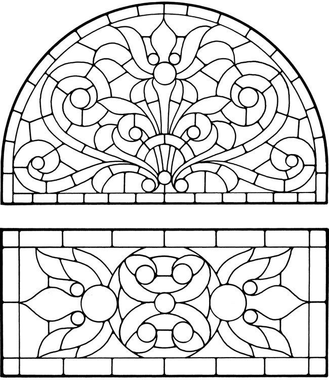 stained glass window coloring pages medieval stained glass coloring pages download and print pages glass window coloring stained
