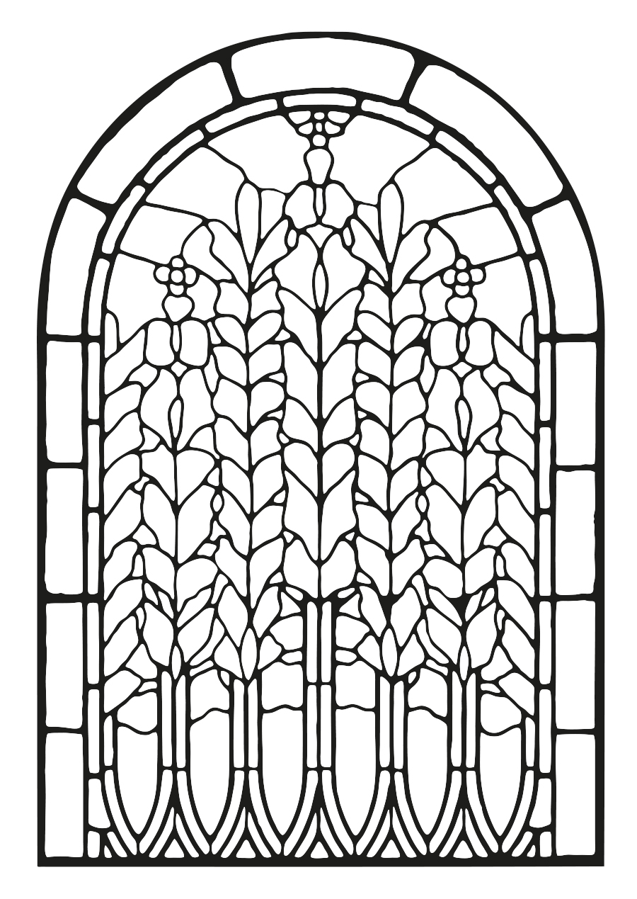 stained glass window coloring pages printable adult coloring pages stained glass coloring home coloring pages window glass stained
