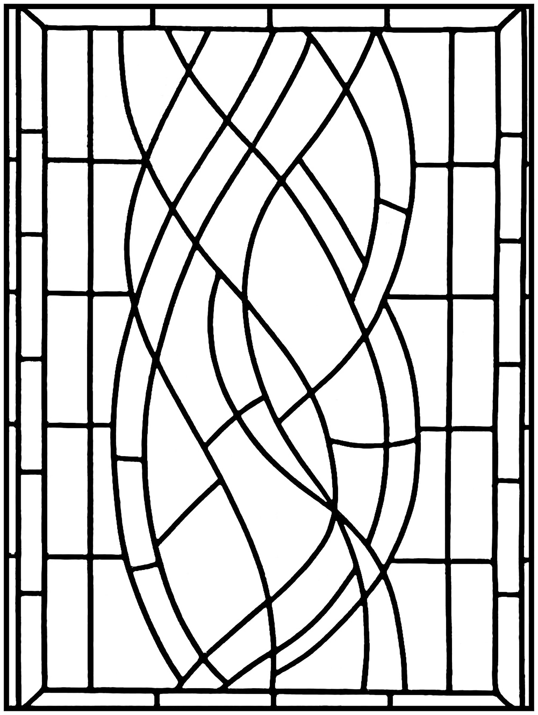 stained glass window coloring pages stained glass coloring pages for adults best coloring pages glass stained coloring window