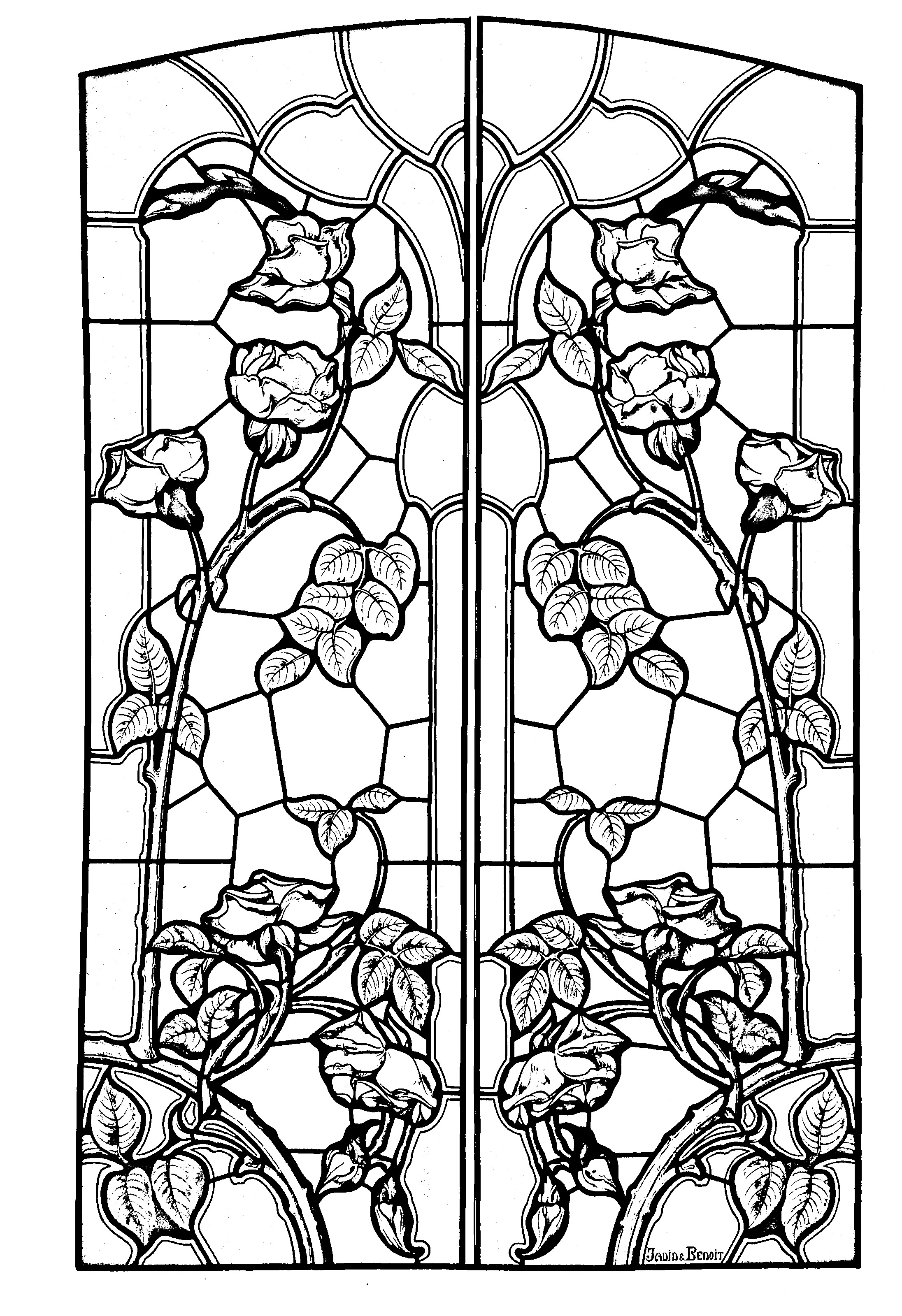 stained glass window coloring pages stained glass coloring pages for adults best coloring pages window coloring glass stained