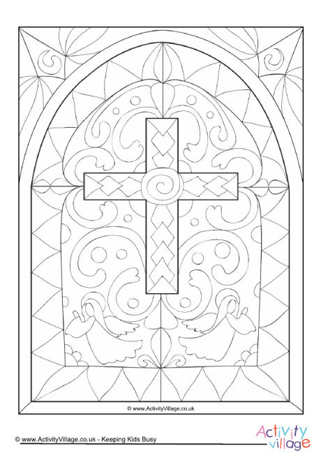 stained glass window coloring pages stained glass window coloring get coloring pages coloring stained window pages glass