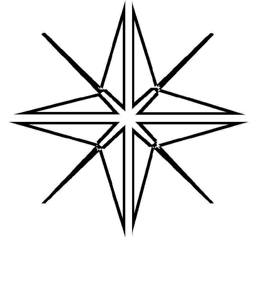 star of bethlehem coloring page christmas star of bethlem coloring for kids star of of bethlehem page star coloring