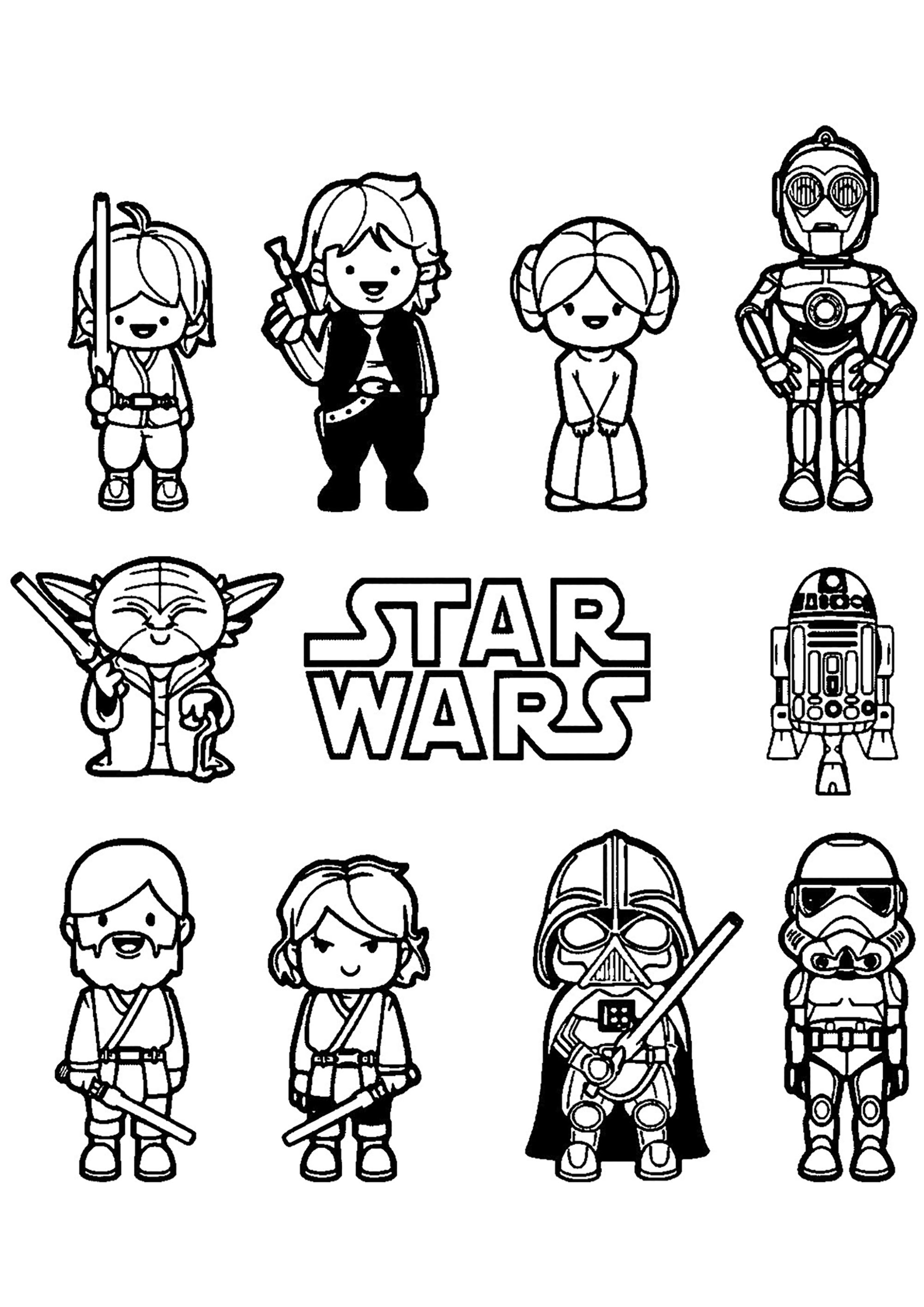 star wars coloring pictures free star wars printable coloring pages bb 8 c2 b5 pictures star wars coloring