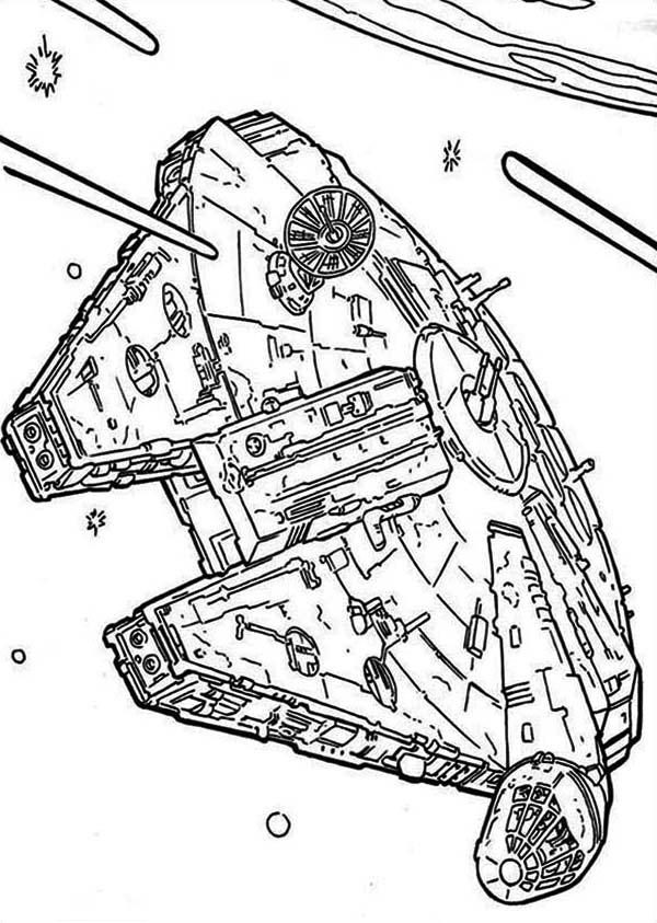 star wars spaceship coloring pages coloring page battle ship in space spaceship coloring wars pages star
