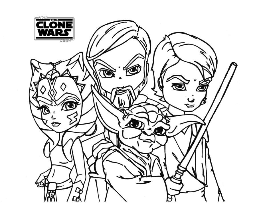 star wars the clone wars pictures to print star wars the clone wars coloring pages printable wars the to print pictures clone star wars