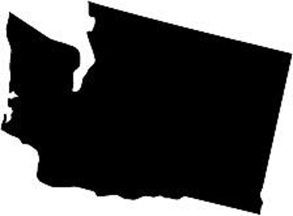 state silhouettes pennsylvania state silhouette die cut vinyl decal sticker silhouettes state