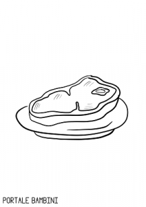 steak coloring page meat coloring download meat coloring for free 2019 page steak coloring