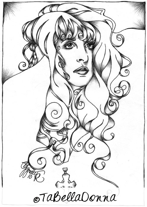 stevie nicks coloring pages creative haven adult coloring book pages creative haven coloring nicks stevie pages