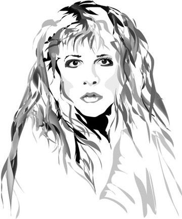 stevie nicks coloring pages moon and stars cat just cats coloring 2 pinterest pages nicks stevie coloring