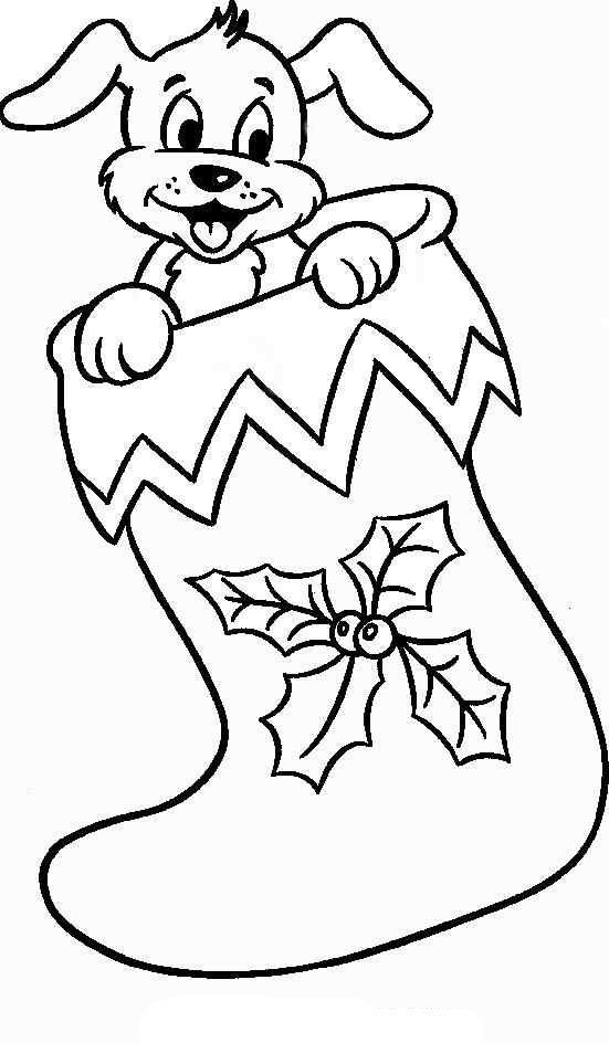 stocking coloring page children christmas stockings coloring home stocking page coloring