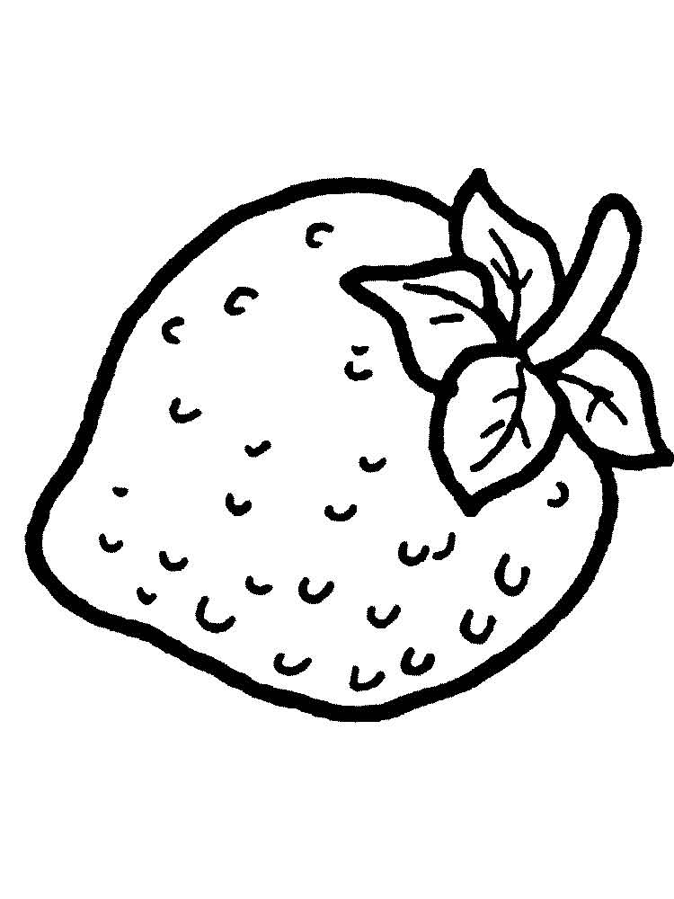 strawberry coloring page fresh strawberry coloring pages learn to coloring page strawberry coloring