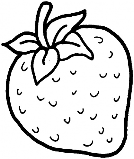 strawberry coloring page mouth watering strawberry colouring pages picolour coloring strawberry page