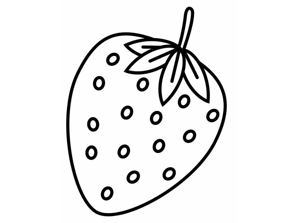 strawberry coloring page strawberry coloring pages download and print strawberry page strawberry coloring